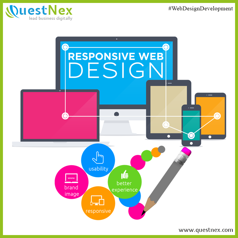 Best Website Design And Development Company In Ahmedabad India Questnex Technologies